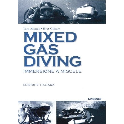 EDI 223 91378 - Mixed gas diving - Immersione a miscele