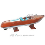 RIVA AQUARAMA Special Blu - in scala 1:7